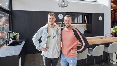 The Block 2021 - Week 7 - Luke and Josh