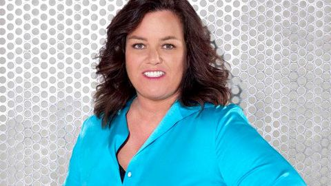 Rosie O'Donnell voted worst talk show host ever
