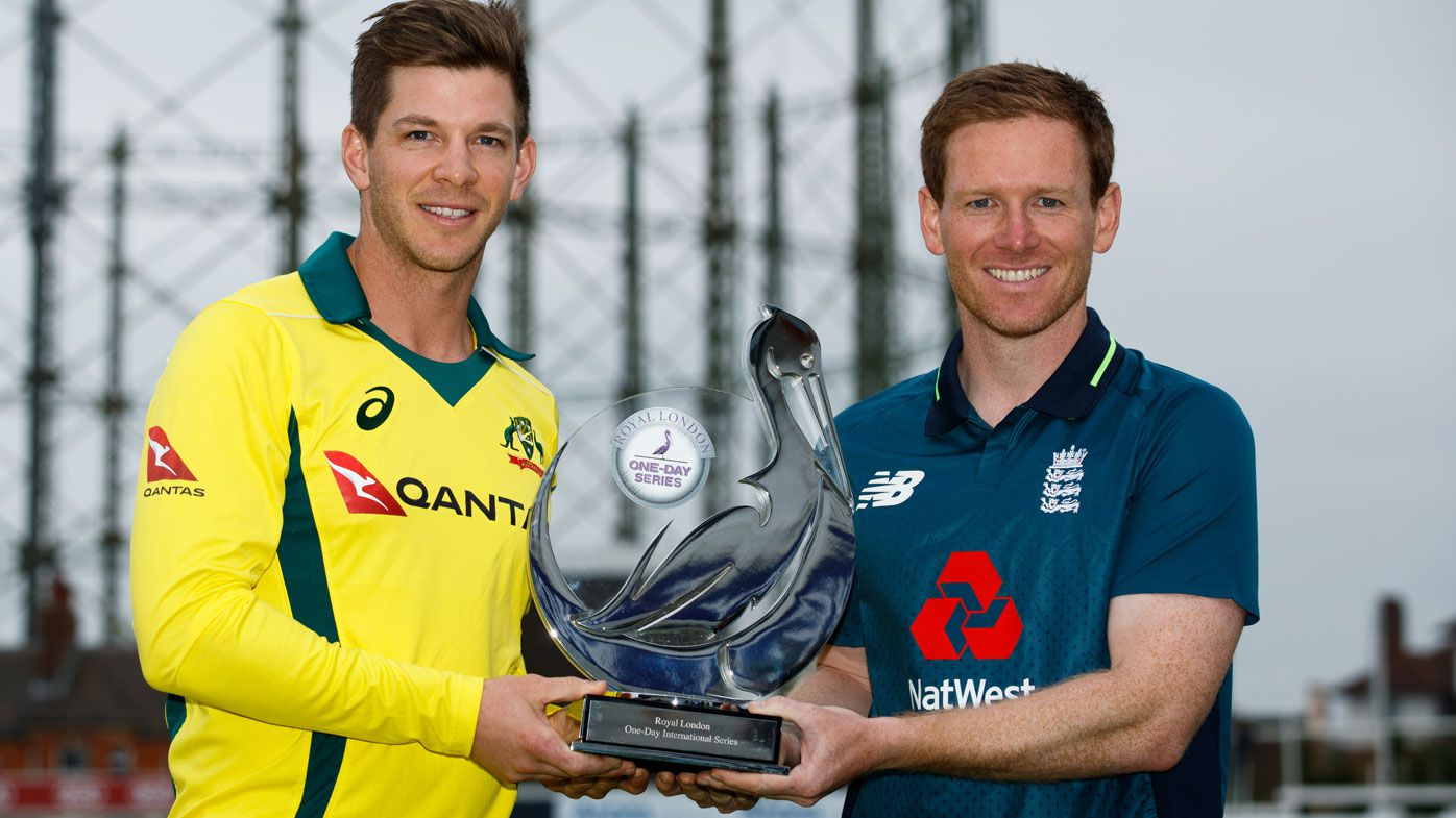 Australia win toss and bat at The Oval