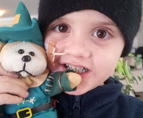 Victorian boy's birthday wish is to give gifts to children at the Royal Children's Hospital