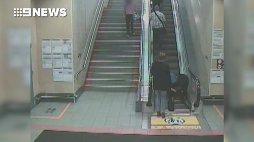 Authorities are urging commuters to take more care when catching the train.