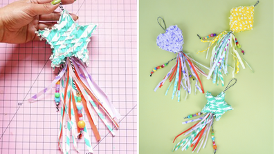 These Piñata charms are too pretty to smash!