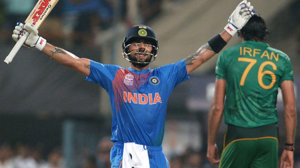 Cricket: Kohli stays cool as India ease past Pakistan