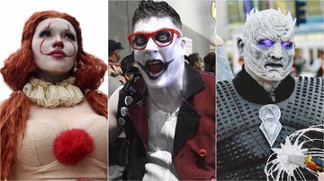 Thousands are expected to grace San Diego's International Comic-Con this weekend in full cosplay garb.