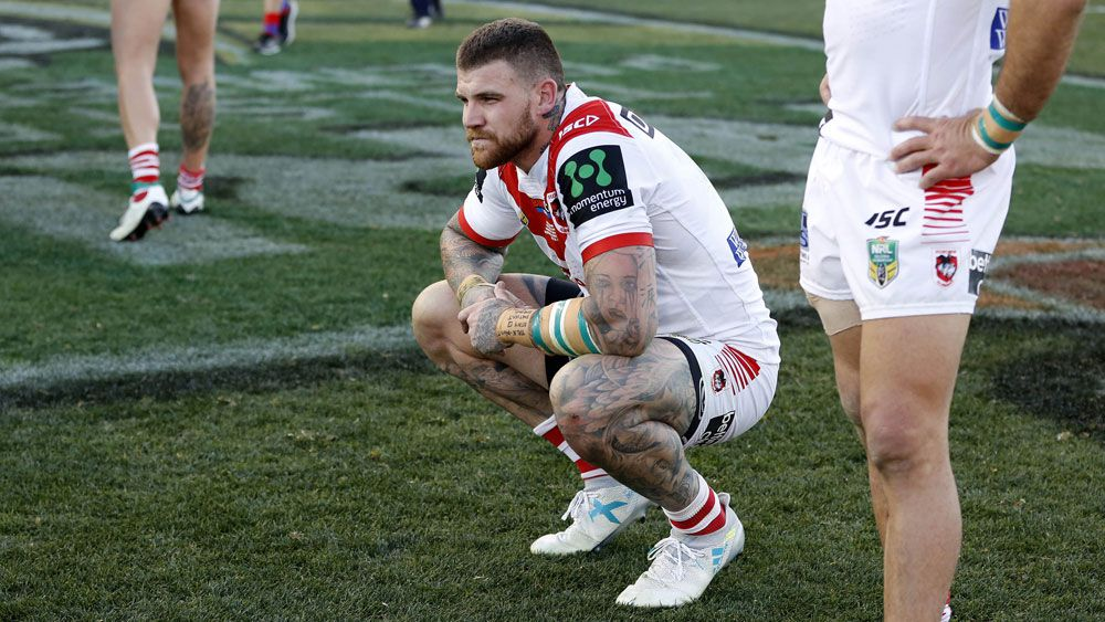 NRL: Peter Sterling praises St George Illawarra coach Paul McGregor over decision to omit Josh Dugan to team to play Penrith Panthers