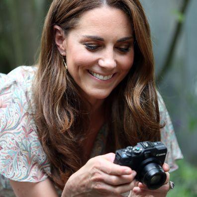 Kate Middleton The Duchess of Cambridge Holocaust survivors photograph portraits