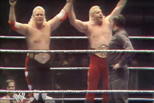 WWF wrestler Johnny Valiant killed by pickup truck