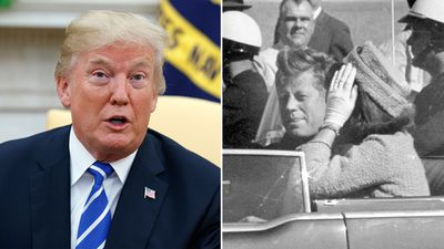 Trump to release classified JFK records despite security concerns