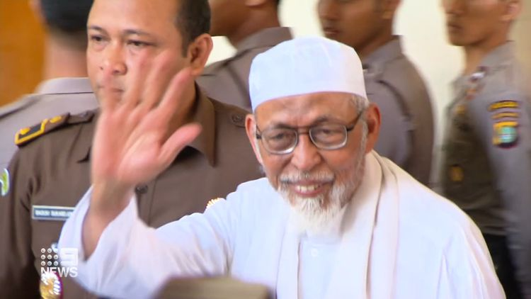 Indonesia frees radical cleric