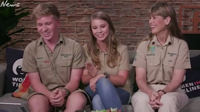 Bindi Irwin loves American toilet paper so much, she imports it to Australia