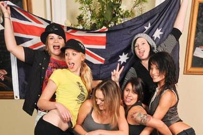 """2009: A spinoff of the UK show by the same name, Aussie Ladette to Lady saw eight rough as guts Aussie """"ladettes"""" shipped off to Eggleston Hall Finishing School in England where the snooty staff attempted to curb their drinking, spitting, smoking and swearing and transform them into """"ladies"""" with varying levels of success."""