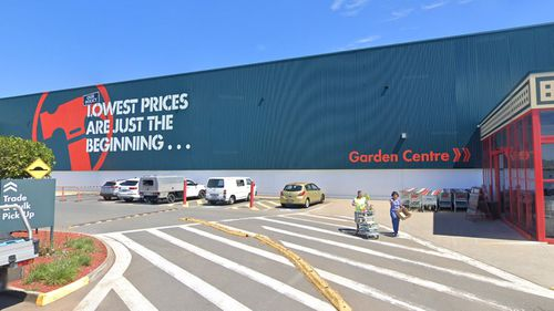 A man with coronavirus visited the Bunnings in Stafford while potentially infectious.