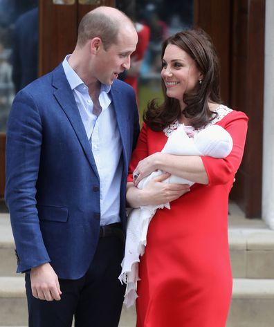 Where will Meghan Markle give birth to the royal baby
