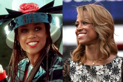 We miss those fabulous hats! <br/><br/>Dionne was one of the most underrated style icons of the '90s.