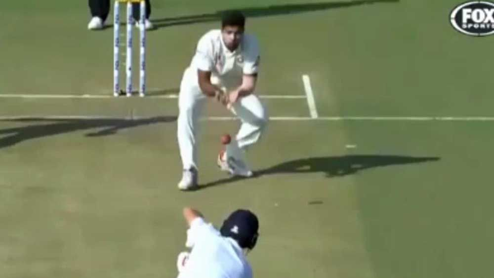 Cricket: Yadav courts controversy with quick catch