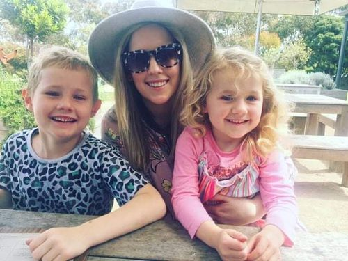 Victorian nurse Elodie is working on Mother's Day, one of Australia's many health care employees spending the day without their children.