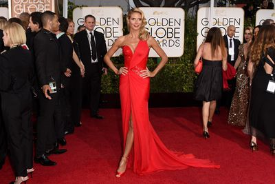 "The stars have arrived at the 72nd Annual Golden Globe Awards and TheFIX is bringing you all the frocks and shocks from The Beverly Hilton Hotel in LA.<br/><br/>Scroll along for all the latest fashion from the red carpet... we're updating this live with new pictures as they come!<br/><br/><b><a target=""_blank"" href=""http://twitter.com/TheFIXninemsn"">Follow TheFIX on Twitter for live updates from the Globes</a></b><br/><br/>Author: Adam Bub. Images: Getty."