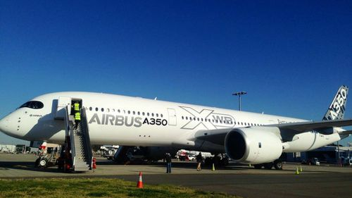 PHOTOS: See inside the revolutionary new Airbus A350