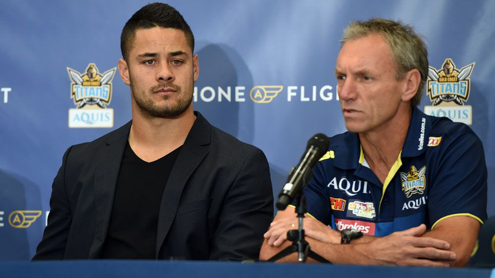 Gold Coast coach Neil Henry expected to be sacked over feud with star player Jarryd Hayne