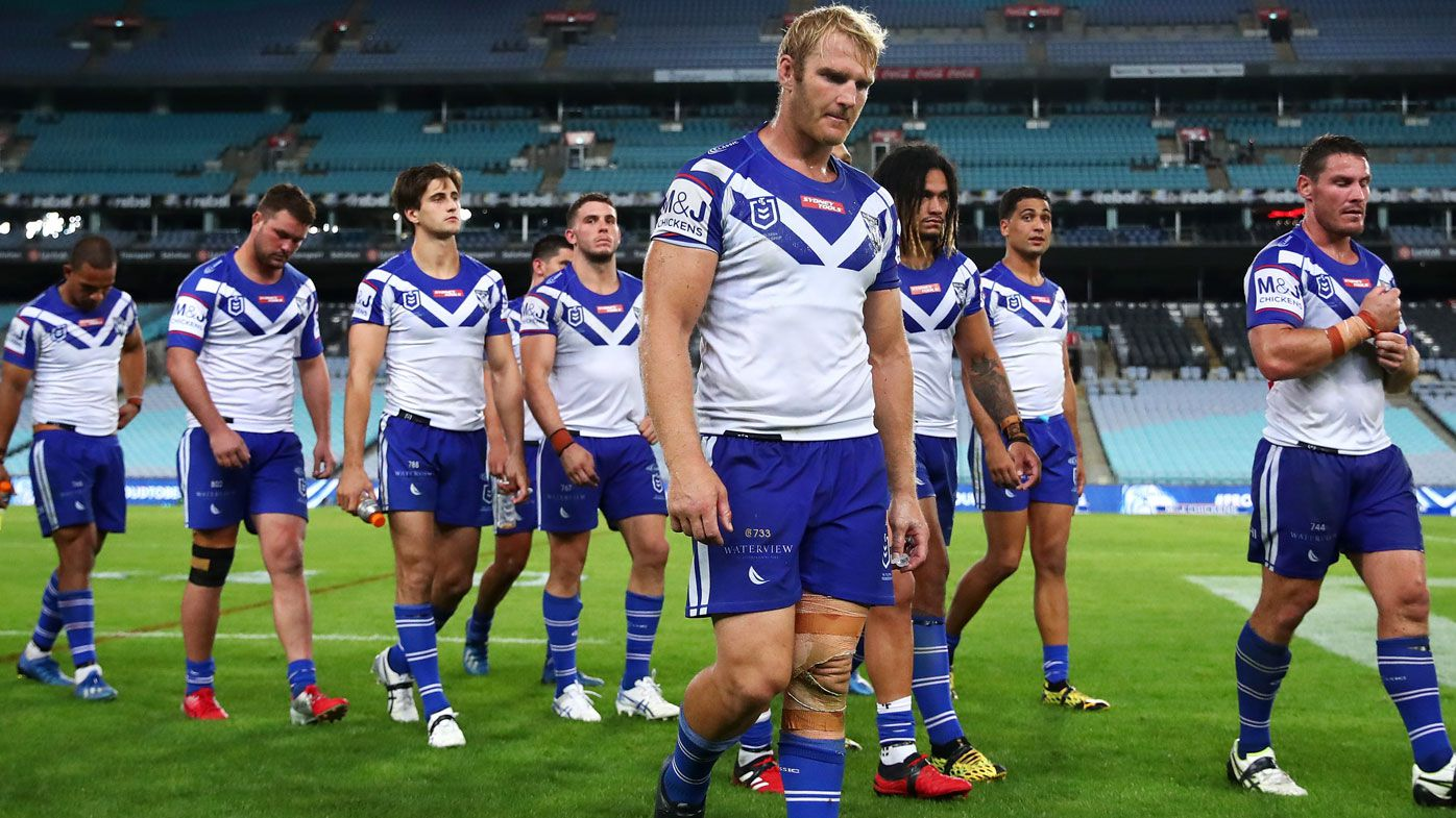 'Their side is just not good enough': Fatty unconvinced by Bulldogs' spluttering start