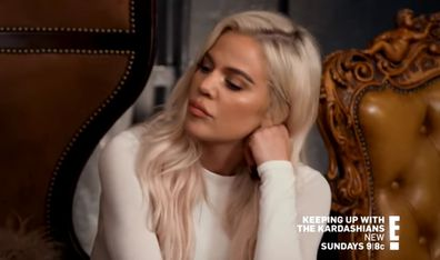 Khloé Kardashian on Keeping Up With the Kardashians