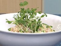 Brown rice salad recipe