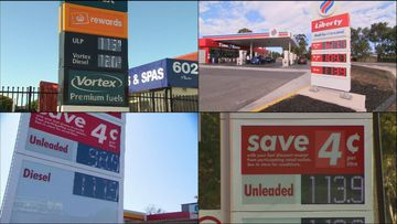 Adelaide fuel price regulation