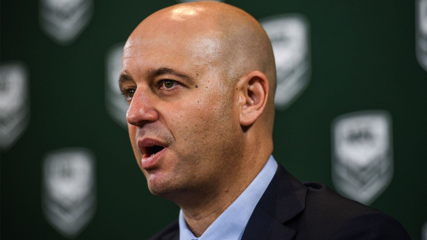 NRL fans to be locked out from next week as Todd Greenberg gives round one the green light