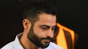 AFL executive Ali Fahour caught in another on-field attack
