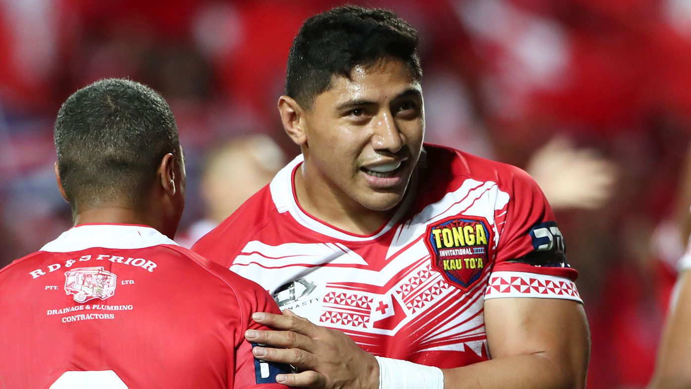 Tonga select stun Great Britain with first half magic