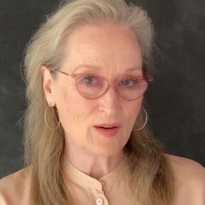 Meryl Streep: Now