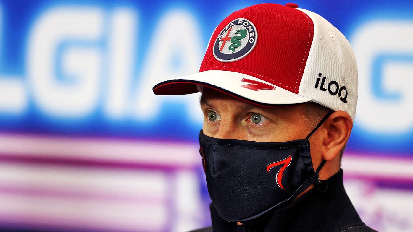 Retiring Formula 1 icon Kimi Raikkonen tests positive to COVID-19, wiped from Dutch Grand Prix