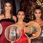 Kardashian-Jenner family engagement rings