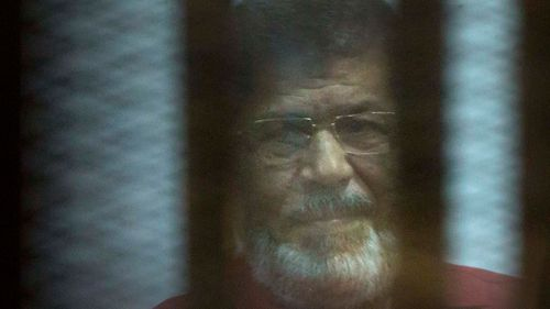Egypt court jails ousted president for insulting judiciary