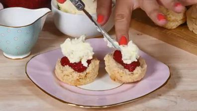 How to make perfect scones recipe