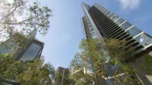 Apartment living is expected to be a reality for many Melbourne families in the coming years. (9NEWS)