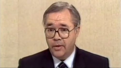 Oakes in 1985.