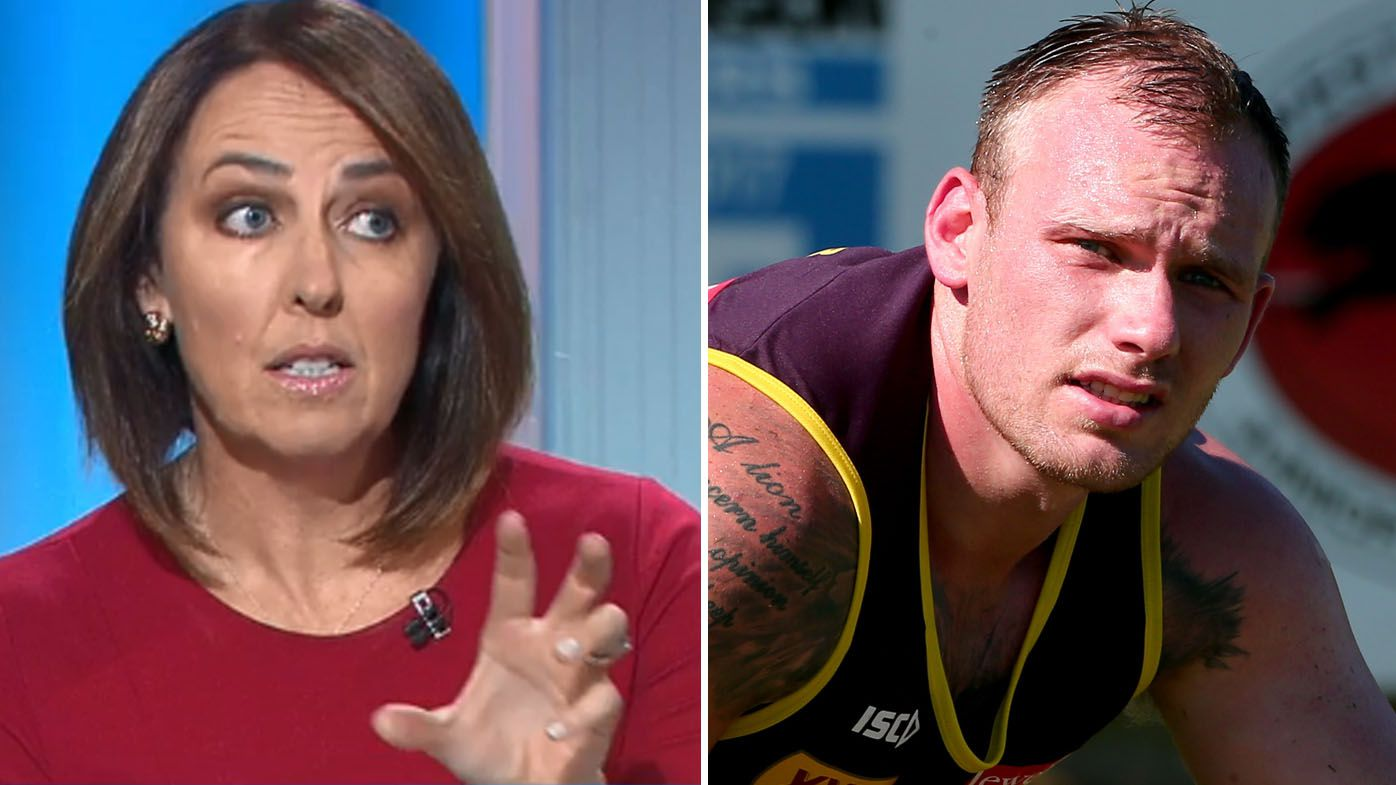 NRL double standards slammed by Sports Sunday host Liz Ellis after latest Matt Lodge controversy
