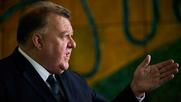 Craig Kelly is the new leader of the United Australia Party.