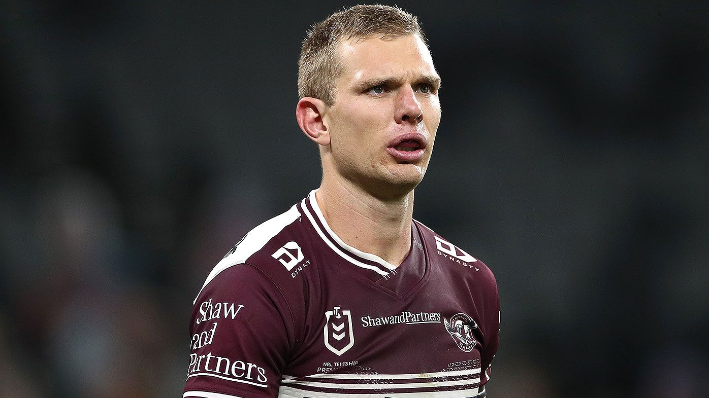 'Very weird how it keeps happening': Manly, Jake Trbojevic puzzled over Tom Trbojevic's ongoing
