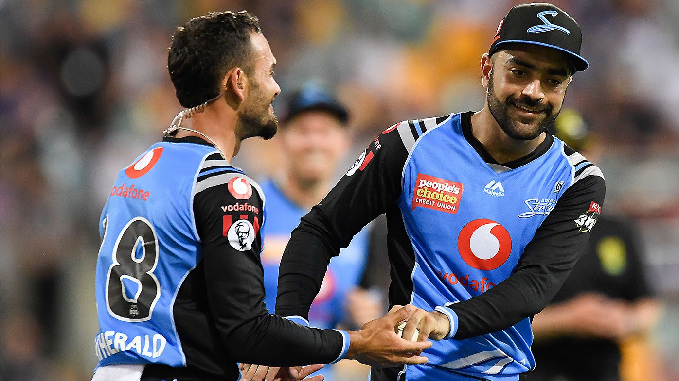 Adelaide Strikers at their clinical best in five-wicket win over Brisbane Heat