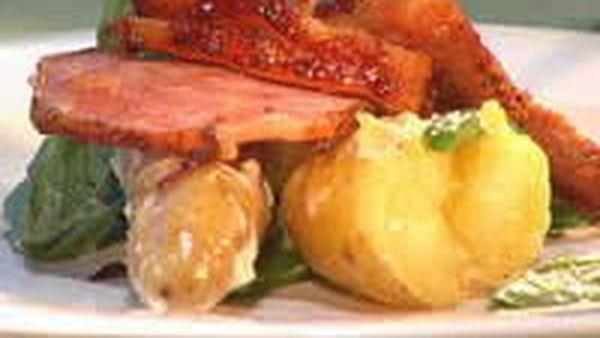Roasted Corned Beef