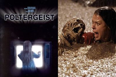 If it's possession and ghouls that get your heart racing, then <i>Poltergeist</i> is where it's at. Regardless, you'll never look at an '80s TV set quite the same again.<br/><br/>(Image: Warmer Bros)