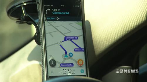 Waze Google owned app allows drivers to avoid radars