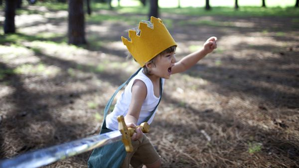 Kids should enjoy free play, says this mum. Image: Getty.