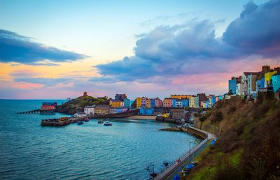 7. Tenby North Beach, Pembrokeshire, Wales - 343 pictures per metre