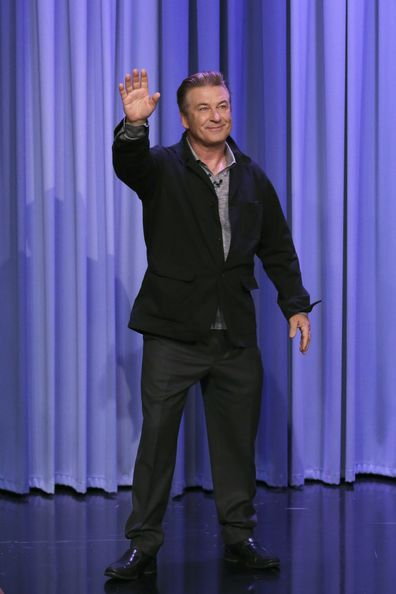 Alec Baldwin, The Tonight Show avec Jimmy Fallon, comparution