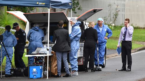 Emergency crews were left distressed by the scene at the home. (AAP)