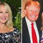 Kerri-Anne Kennerley reveals Donald Trump washes and blowdries his own hair