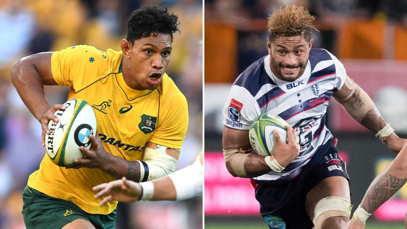 Rugby: Melbourne Rebels stars Amanaki Mafi and Lopeti Timani may meet after Dunedin fight